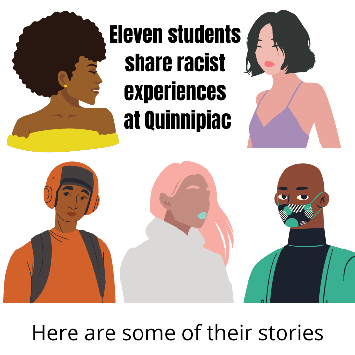 Eleven students share racist experiences at Quinnipiac