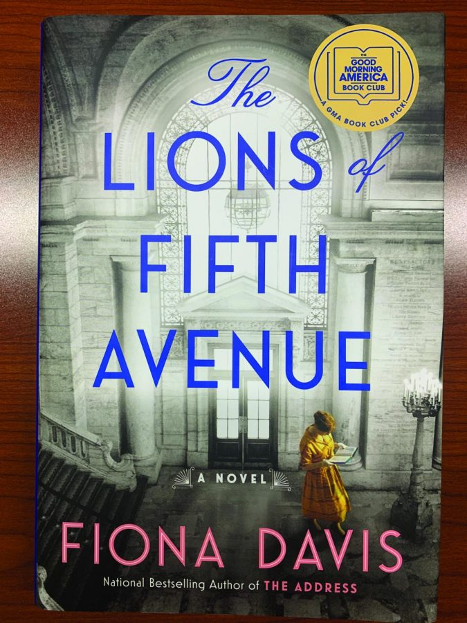 'The Lions of Fifth Avenue' balances two stories with an 80-year difference