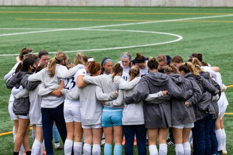 The Quinnipiac womens soccer team had only three shots on target, while Monmouth had 10.