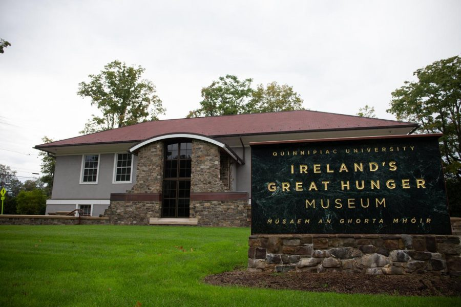Quinnipiacs Board of Trustees voted to shut down Irelands Great Hunger Museum due to financial loss and low attendance.