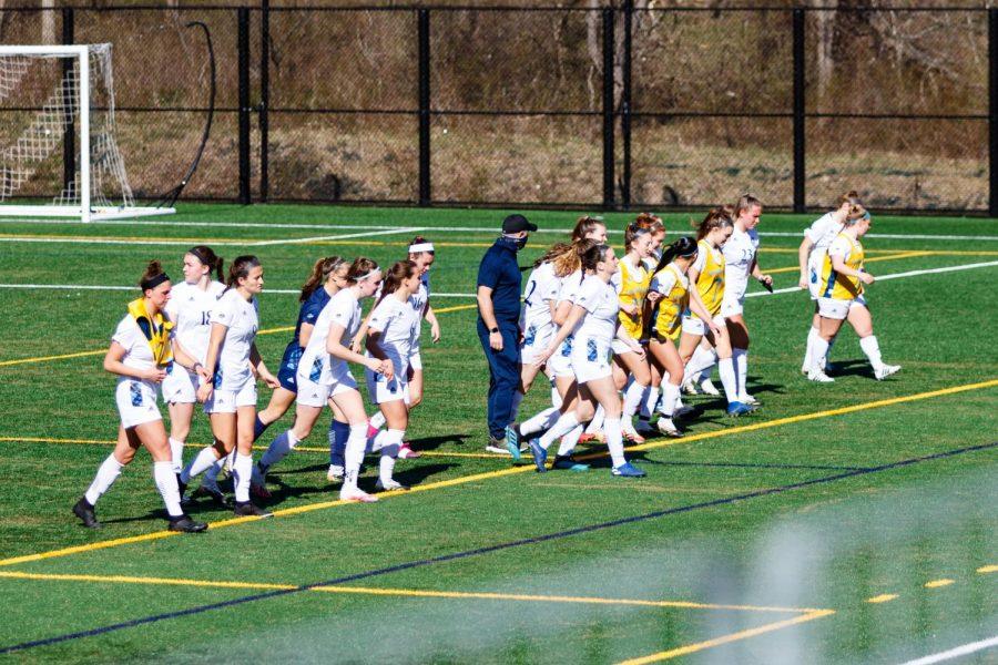 The Quinnipiac womens soccer team has started the 2021 season 5-1.
