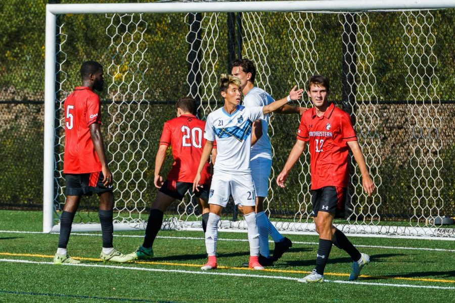 Sam McCann made a brief stint with New York City FC before the 2020 MLS season was cut short due to COVID-19. Photo from