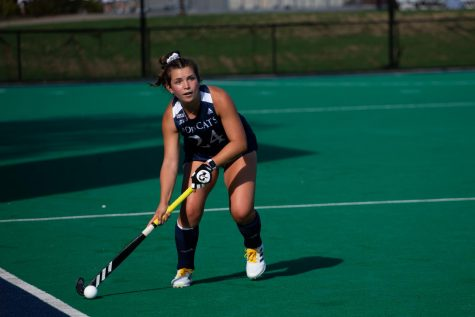 The Quinnipiac field hockey team lost its first home game of the season 3-0 to Fairfield.
