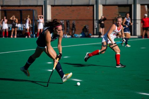 Quinnipiac field hockey falls to 0-5 after losing in a shootout against Temple.