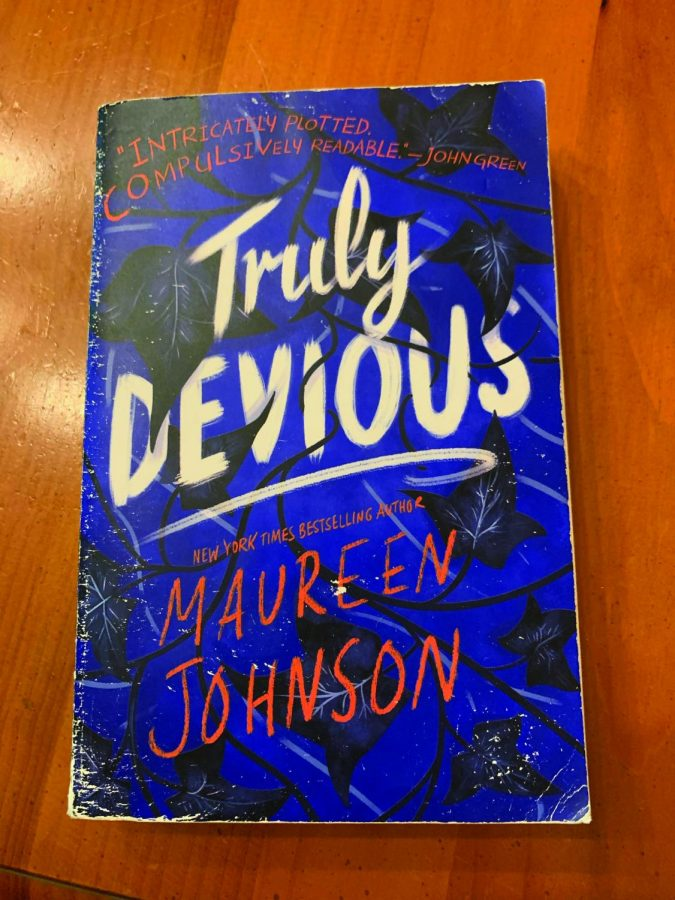Truly Devious is a modern mystery series that everyone can enjoy. (Lisa Flamme)
