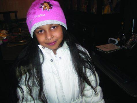 Neha Seenarine aspired to be like pop sensation Hannah Montana at the age of seven.