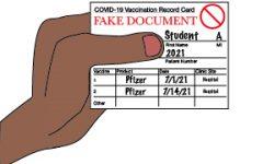 Students voice vaccine verification concerns