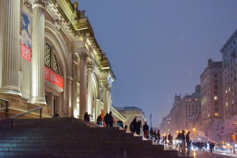 Metropolitan Museum of Art holds the Met Gala every year. (Photo by Steven Pisano)