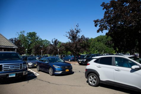 Why has parking become such an issue at Quinnipiac?