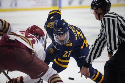 Ice Breaker tournament opener ends in a tie for Quinnipiac men's hockey