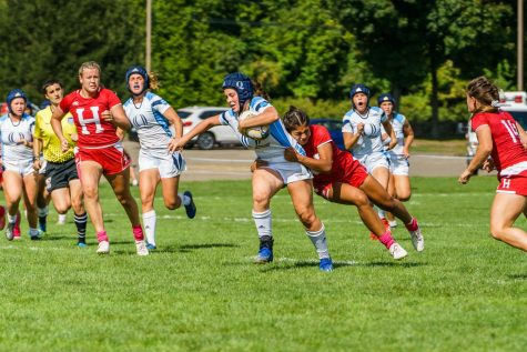 Quinnipiac rugby loses third straight, falling to a 1-3 record after loss to Harvard
