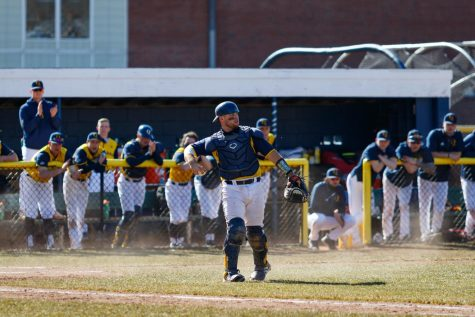Colton Bender was the third-highest draft pick in the history of the Quinnipiac baseball program.
