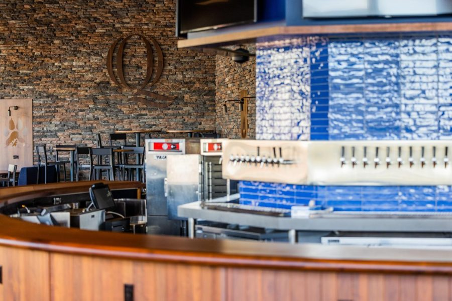 Despite pending a liquor permit from the state, Quinnipiac will open its on-campus pub, On the Rocks, on Oct. 18.