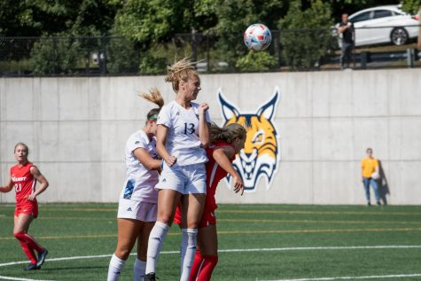 Rebecca Cooke's game-winner in double overtime over Marist improves Bobcats to 7-2
