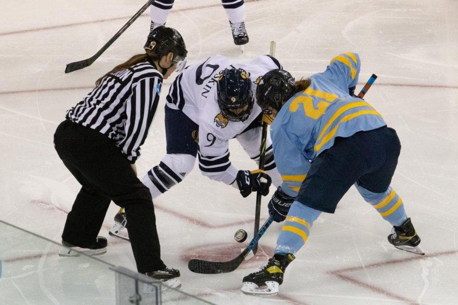Quinnipiac women's ice hockey dominates LIU, winning 4-0