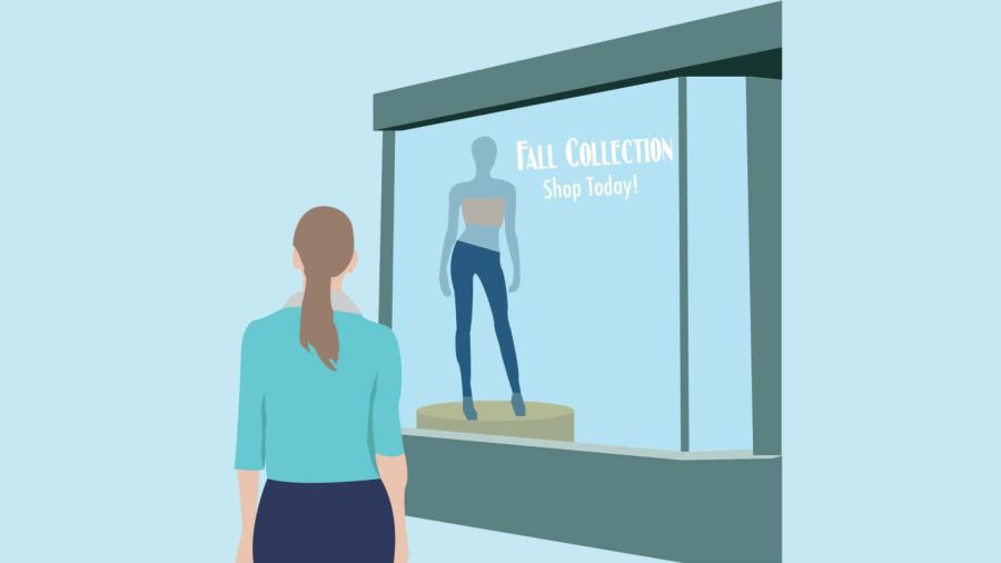 Women's clothing isn't size-inclusive