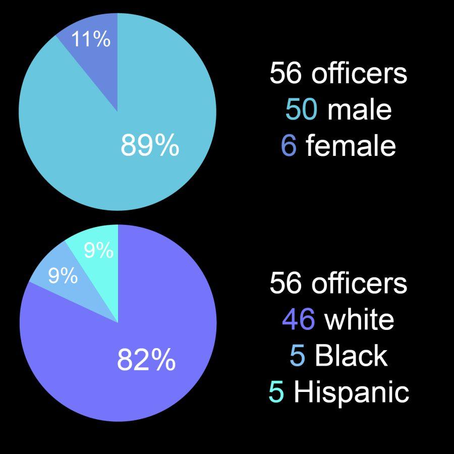Minorities make up 18% of Public Safety since 2020 layoffs